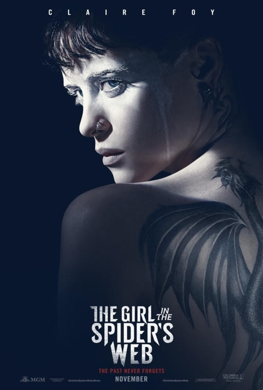 The Girl in the Spider\'s Web