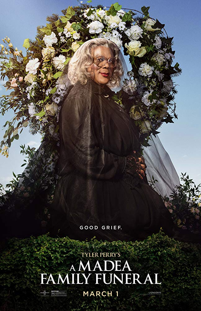 Tyler Perry\'s: A Madea Family Funeral